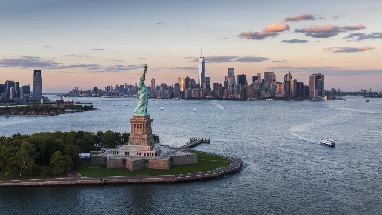 Die Stadt Die Niemals Schlaft New York City Visit The Usa