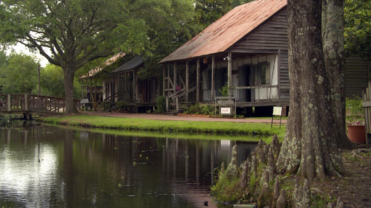 New Orleans Und Das Bayou Country Eine Reise Zu