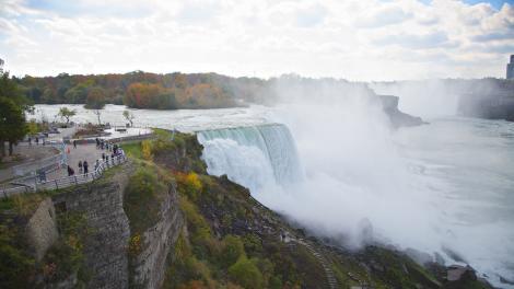 Niagara Falls Das Perfekte Kontrastprogramm Zu New York City