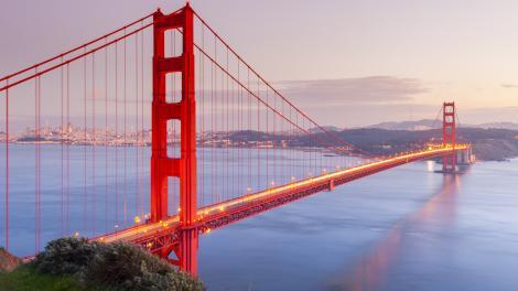 Die Golden Gate Bridge: ein Wahrzeichen für die Ewigkeit
