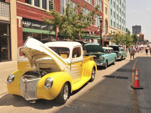 Die Birthplace of Route 66 Festival & Car Show– ein Fest zu Ehren der US-amerikanischen Vergangenheit