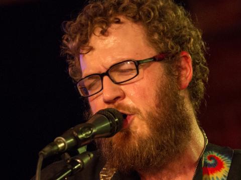 Musiker auf dem Treefort Music Festival in Boise