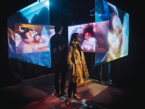 Multimedia-Erlebnis beim Tribeca Film Festival