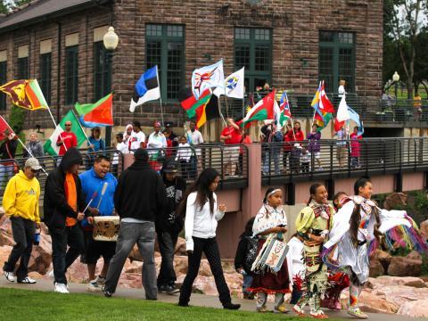 Kulturen aus aller Welt mit allen Sinnen erfahren