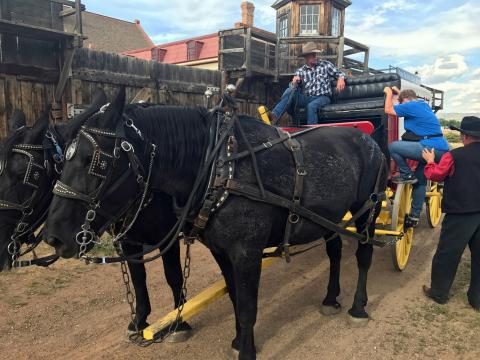Pioneer-era festivities at the Wyoming Statehood Days Celebration