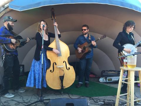 Jam-Sessions, Konzerte und Workshops beim Durango Bluegrass Meltdown