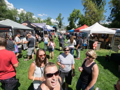 Das San Juan Brewfest: Livemusik und über 100Biersorten von rund 50Brauereien