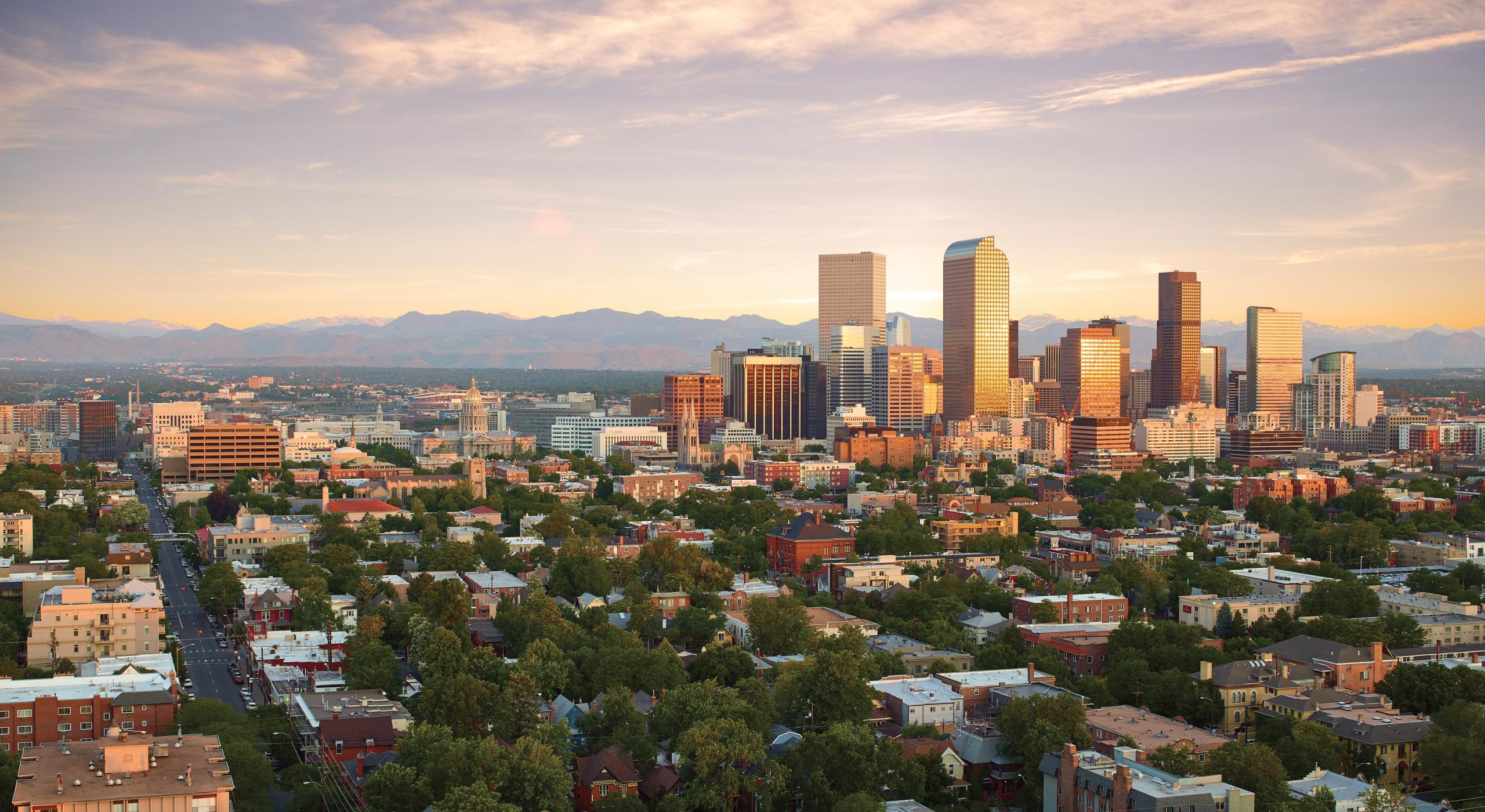 Urlaub In Denver Attraktionen In Colorado