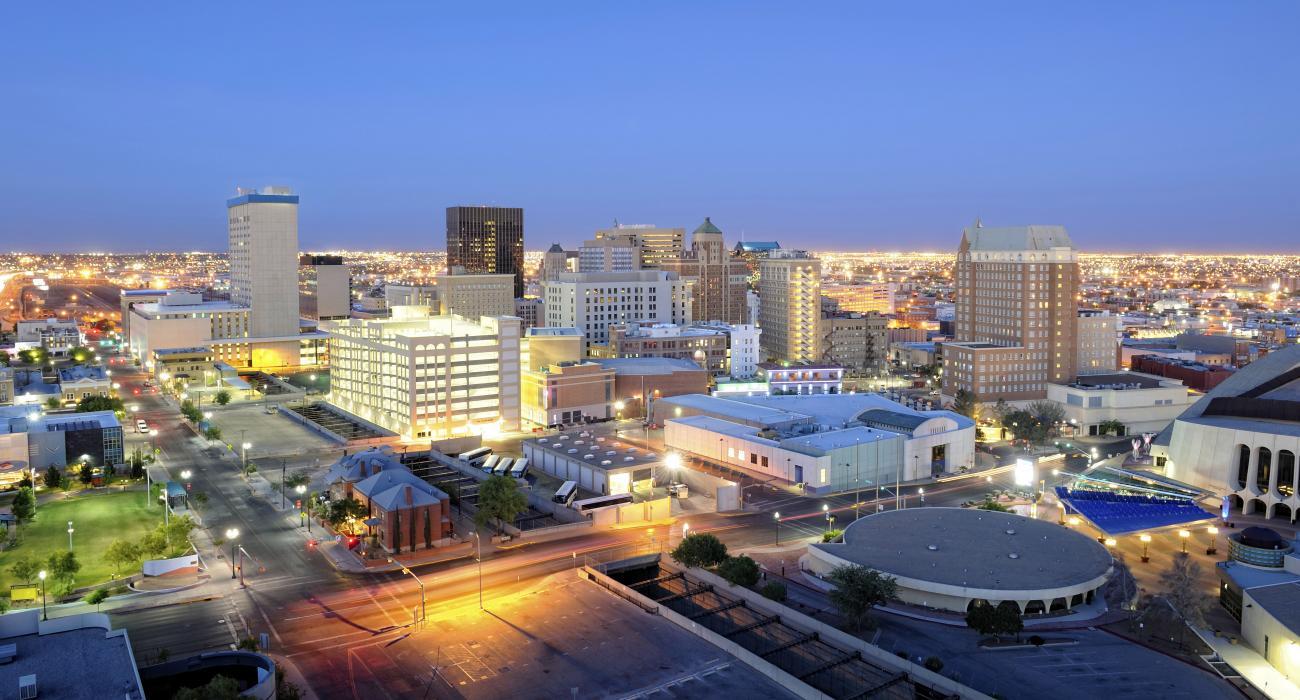El Paso Visit The Usa