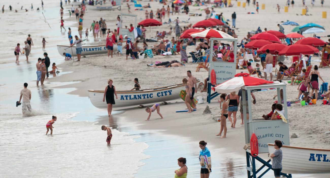Atlantic City Sites