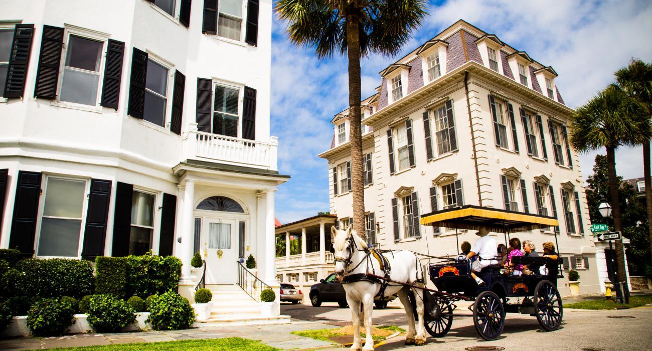 Charleston, South Carolina: Unternehmungstipps und sehenswerte Orte ...