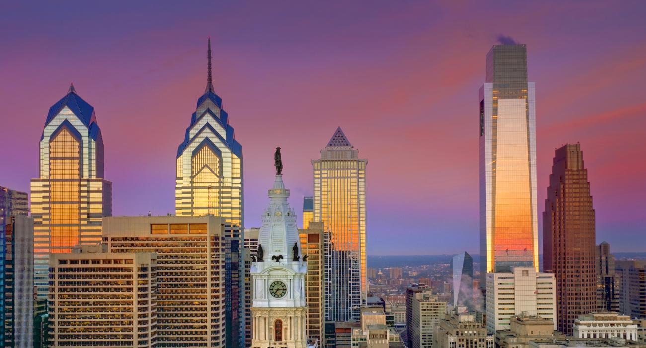 City Hopping Hoch 3 New York Philadelphia Washington