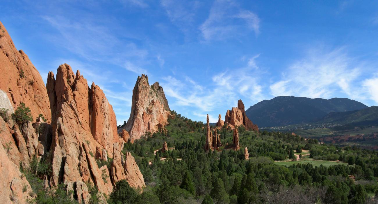 Die Besten Sehenswurdigkeiten Von Colorado Springs Sieben