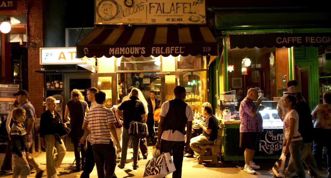 3 günstige Restaurants in New York City, in denen auch die ...