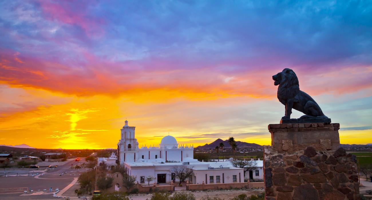 Tucson, Arizona | Sehenswürdigkeiten und interessante Orte