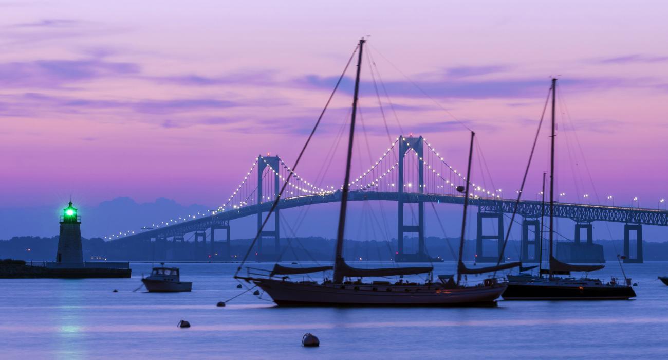 August   Newport Rhode Island