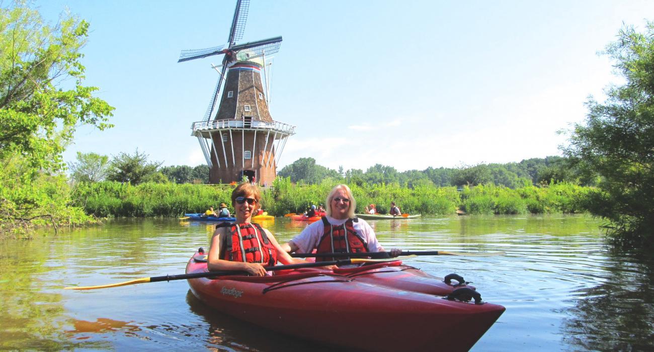Holland   Visit The USA