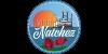 Offizielles Tourismus-Logo für Natchez